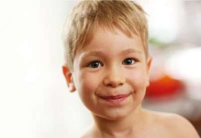 Skin check for children